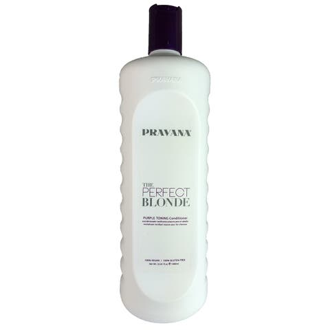 Pravana The Perfect Blonde Purple Toning 33.8-ounce Hair Conditioner