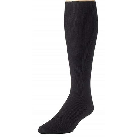 Mens Knee High Long Socks Soft And Lightweight Ribbed Cotton Blend Socks by  Wonderful