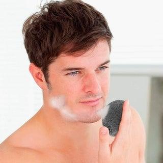 Link to Men's Charcoal Konjac Exfoliating Sponge Similar Items in Skin Care