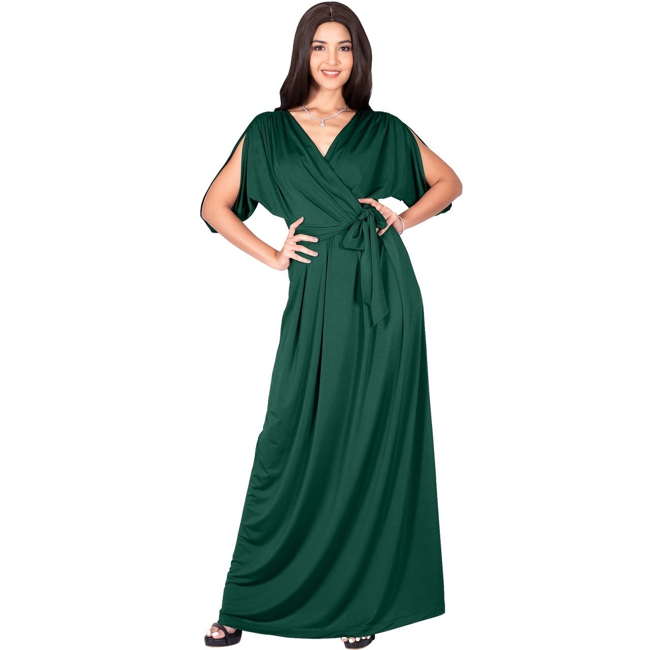 079edfbdce Emerald Green Semi Formal Dress - Data Dynamic AG