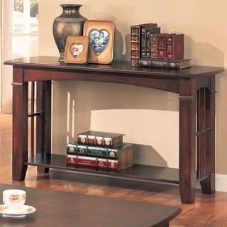 Copper Grove Montbeliard Cherry Sofa Table