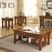 Copper Grove Gonesse Oak Accent Table