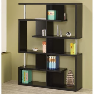Copper Grove Romny Transitional 5-shelf Bookcase