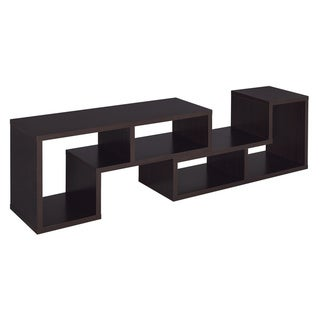 Link to Copper Grove Armentieres 2-piece L-shaped Bookcase Set Similar Items in Bookshelves & Bookcases