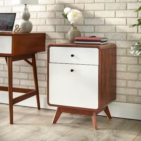 Carson Carrington Eskilstuna 2-drawer File Cabinet