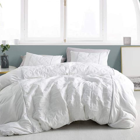 Le Blanc Textured Bedding - Duvet Cover