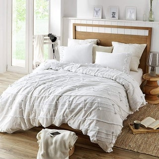 Harmony Textured Duvet Cover