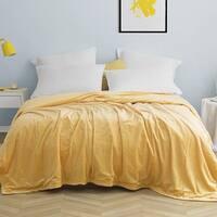 Coma Inducer Blanket - Baby Bird - Mimosa
