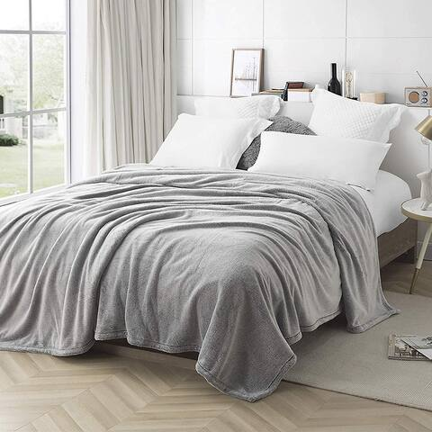 Coma Inducer Blanket - Frosted - Black