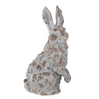Privilege Gray Ceramic Bunny