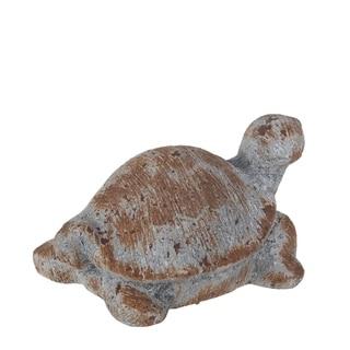Privilege Gray Ceramic Turtle