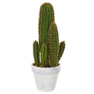 1.5' Cactus Succulent Artificial Plant