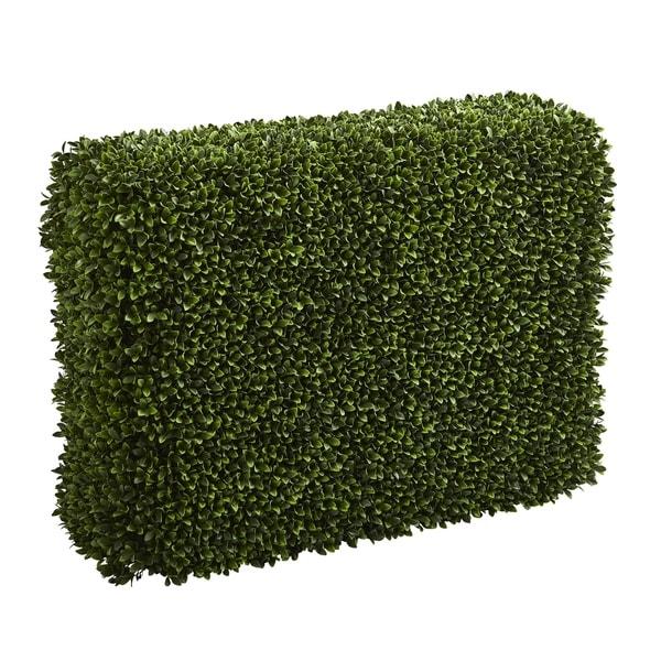 """41"""" Boxwood Artificial Hedge (indoor/Outdoor)"""