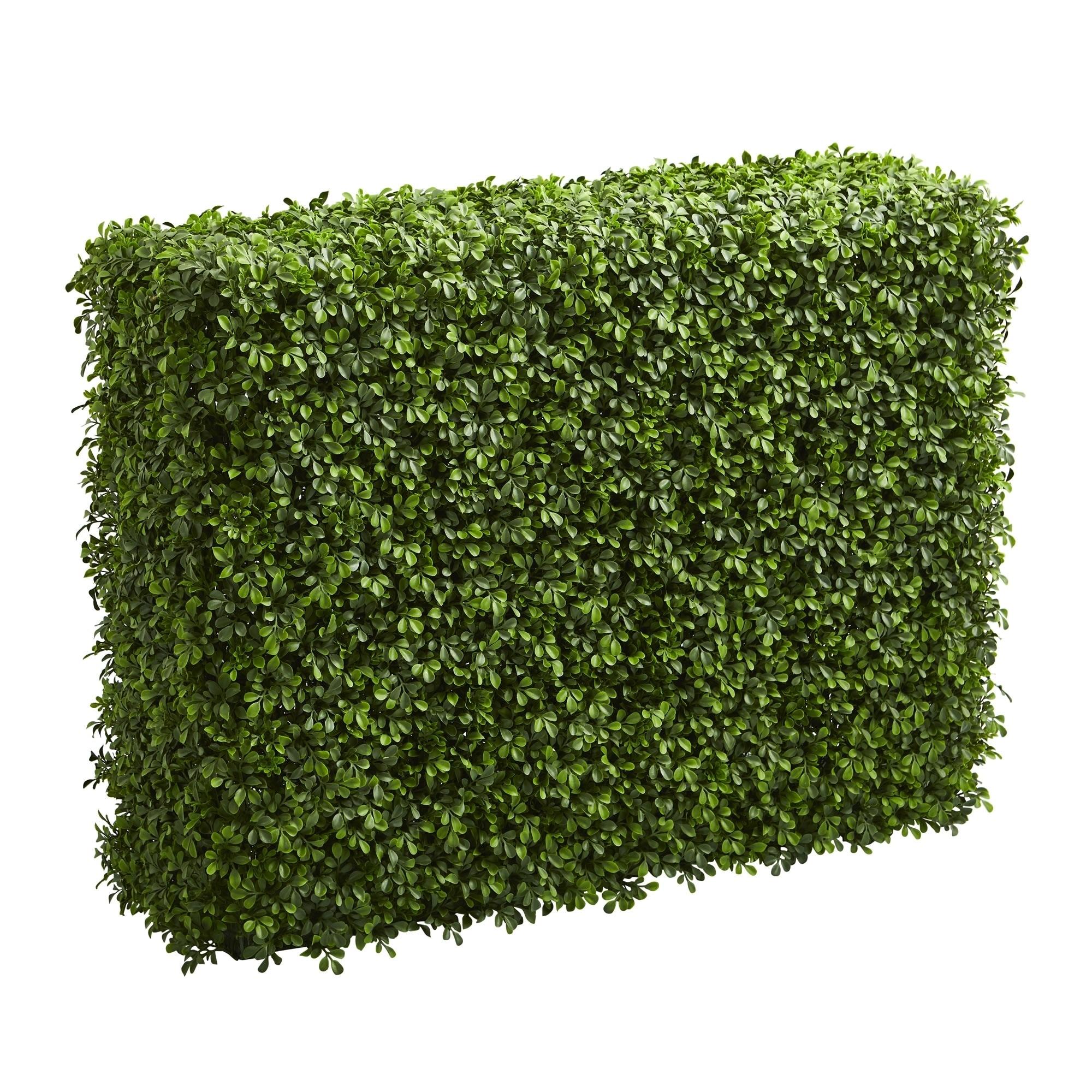 39 Boxwood Artificial Hedge (indoor/Outdoor)