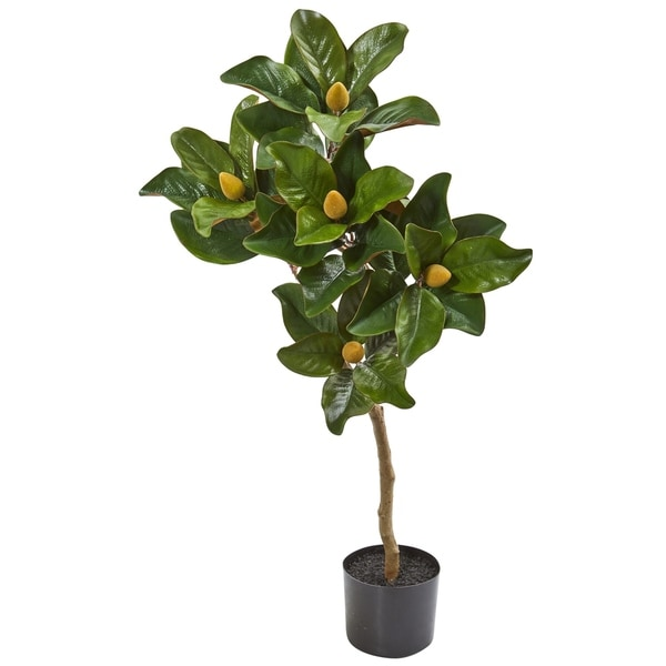 "39"" Magnolia Leaf Artificial Tree"