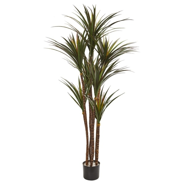 5.5' Giant Yucca Artificial Tree UV Resistant
