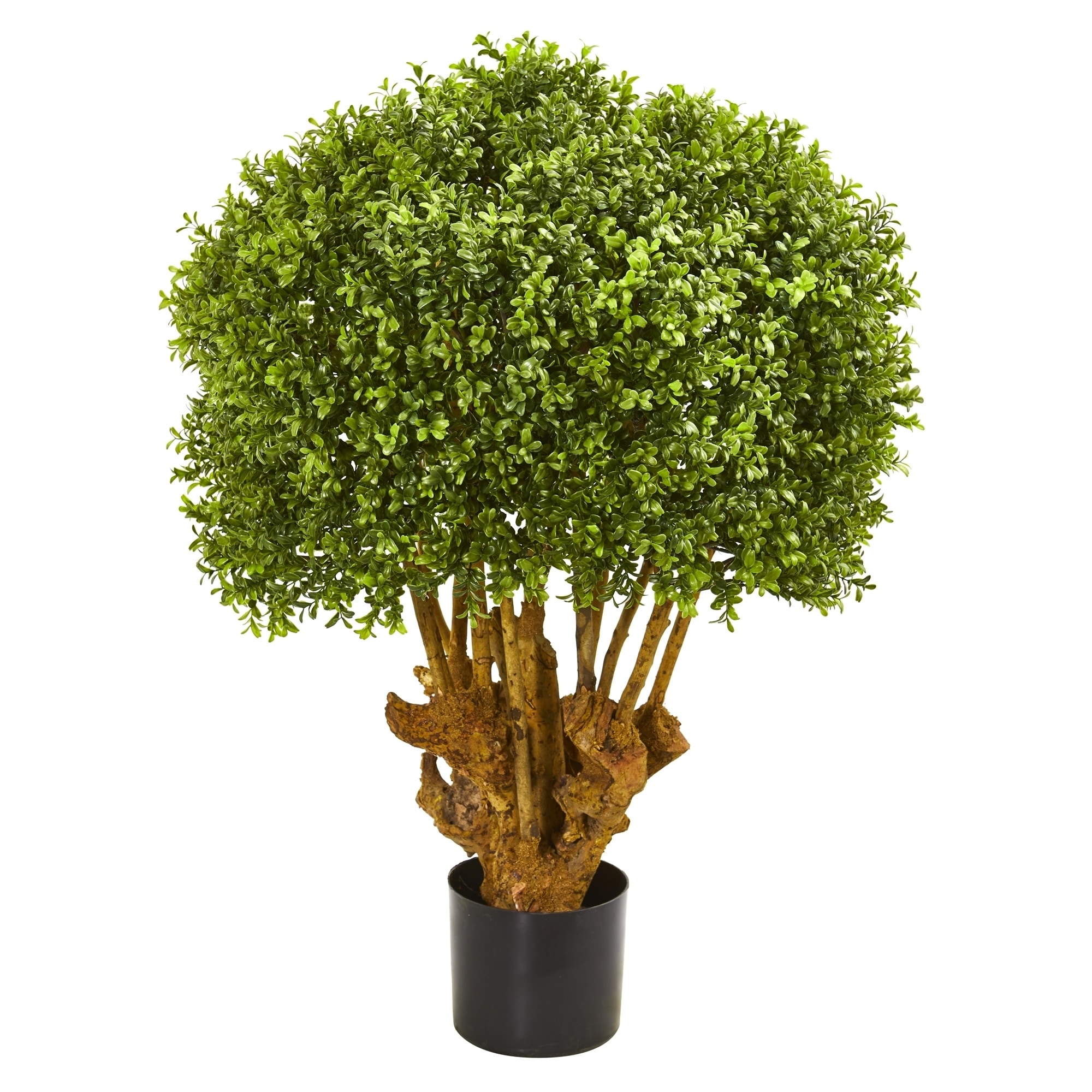 3 Boxwood Artificial Topiary Tree