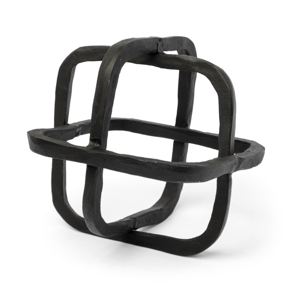Mercana Willem I (Black) Decorative Object. Opens flyout.