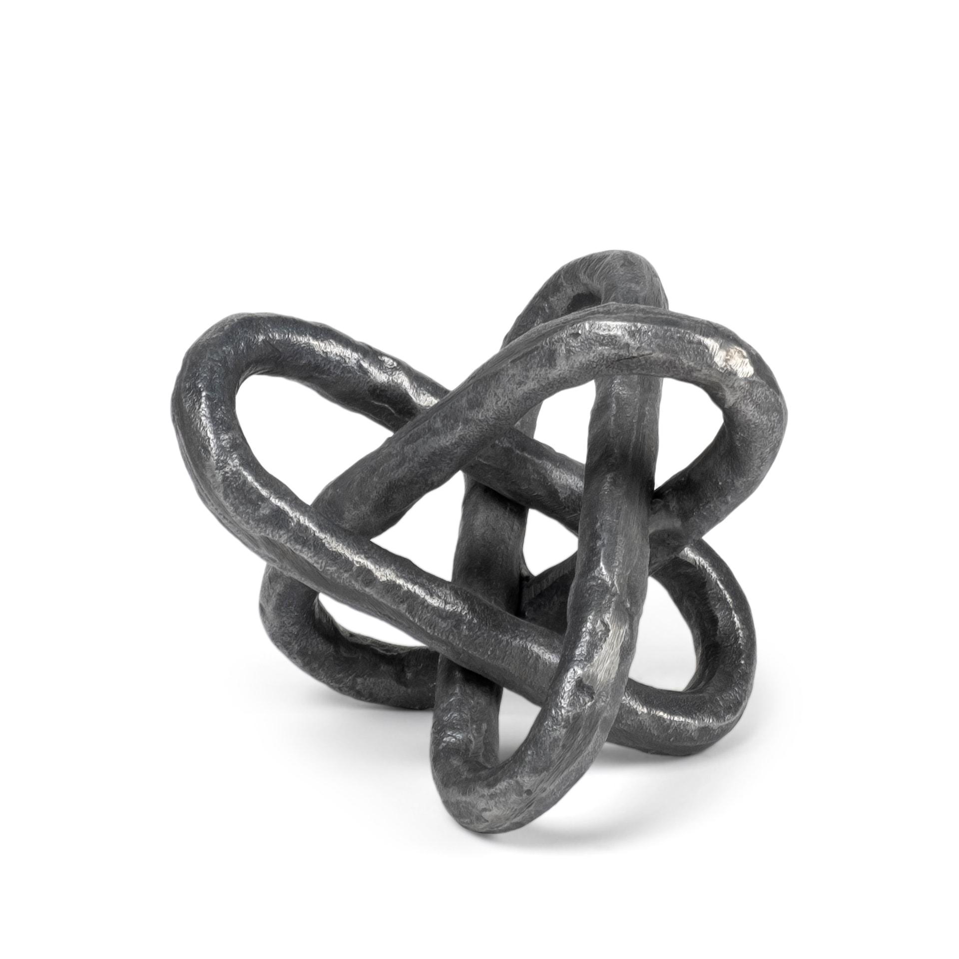 Mercana Winston I (Silver) S Decorative Object