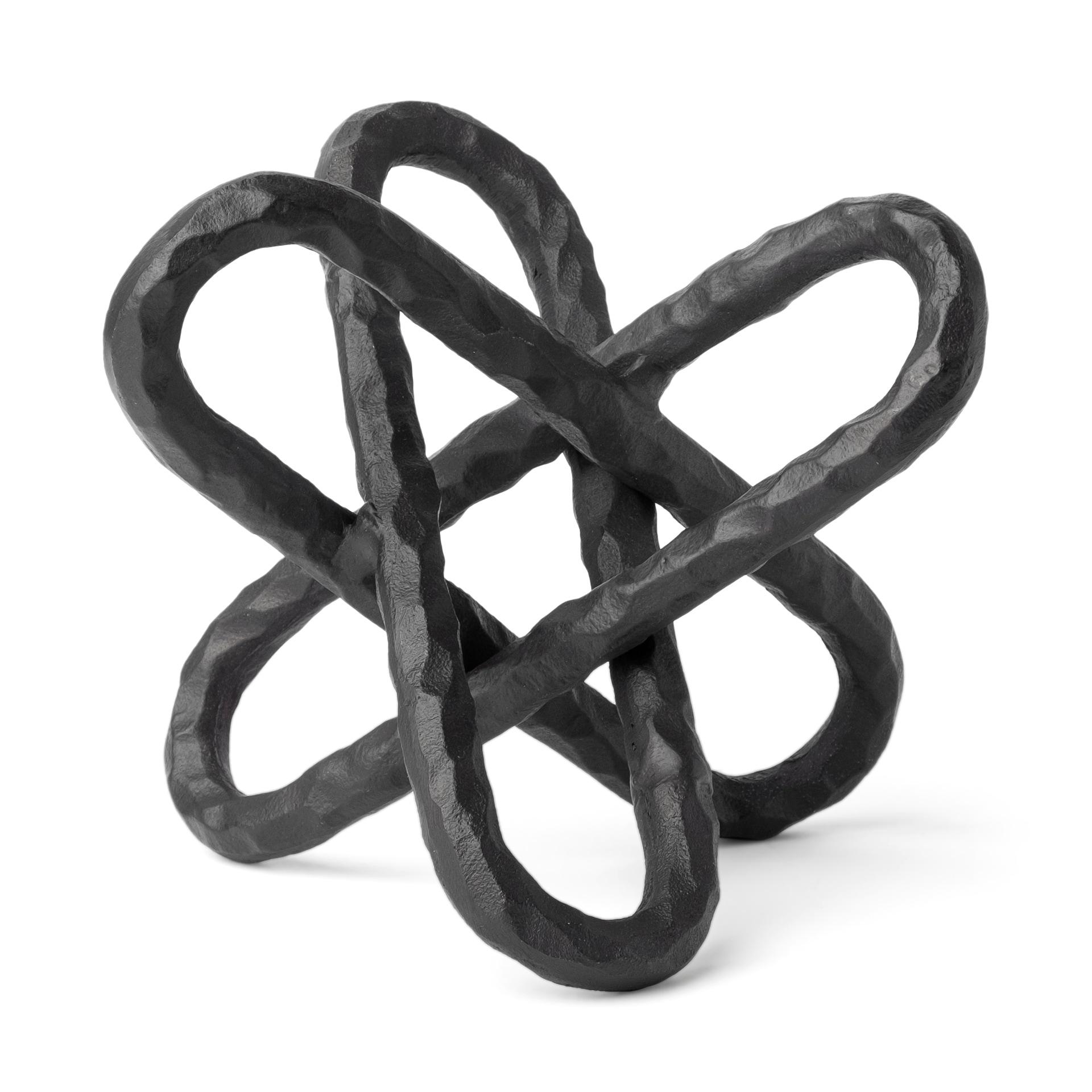 Mercana Wilhelm II (Black) L Decorative Object