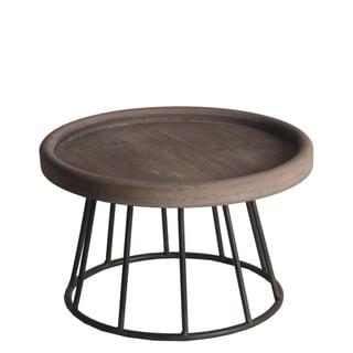 Privilege Brown Small Table Decor