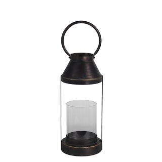 Privilege Small Metal Lantern