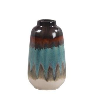 Privilege Small Ceramic Artisan Vase