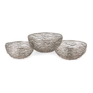 Trisha Yearwood Bluebird Nesting Bowls - Set of 3