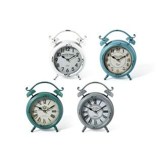 Garnet Table Clocks - Ast 4