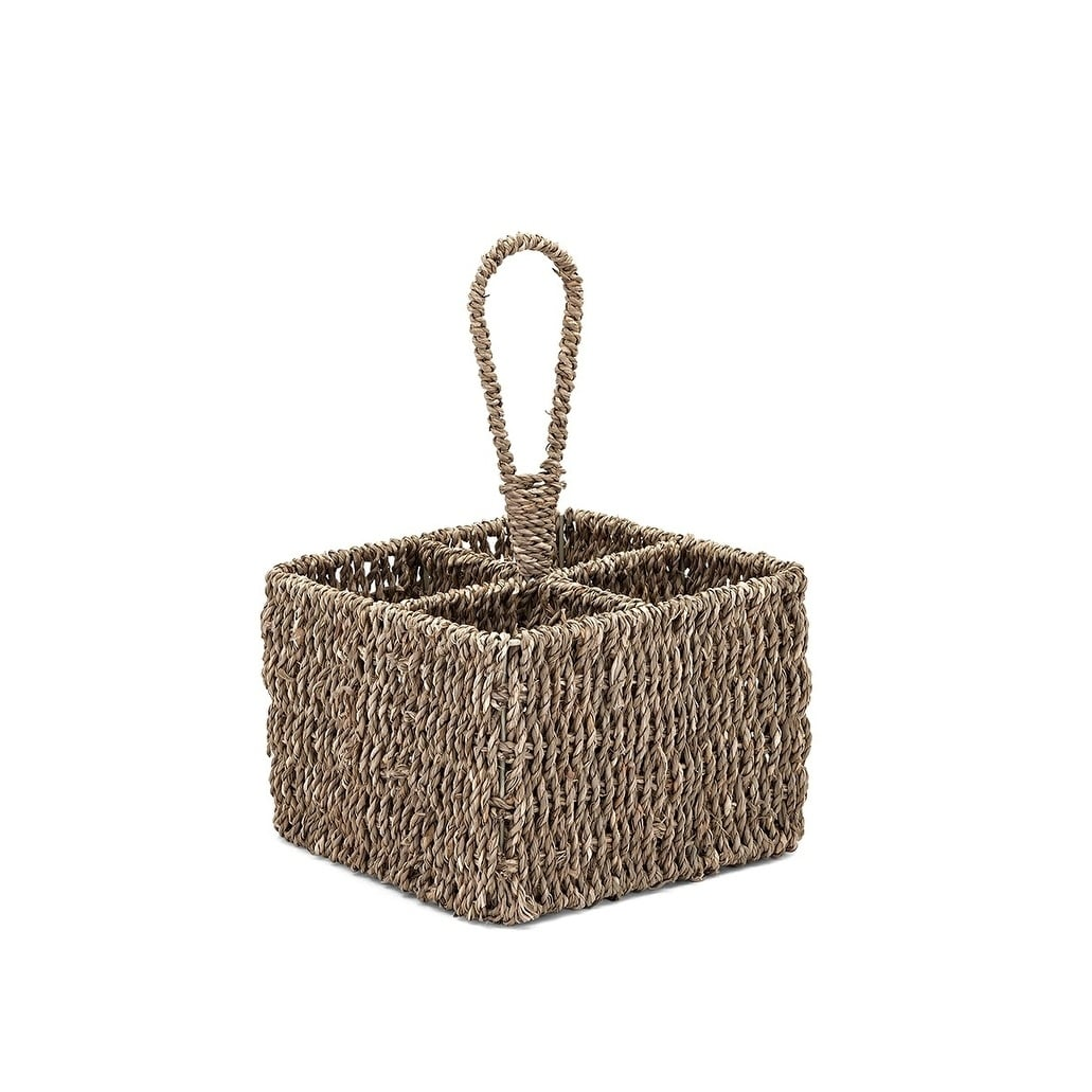 Seagrass Square Caddy