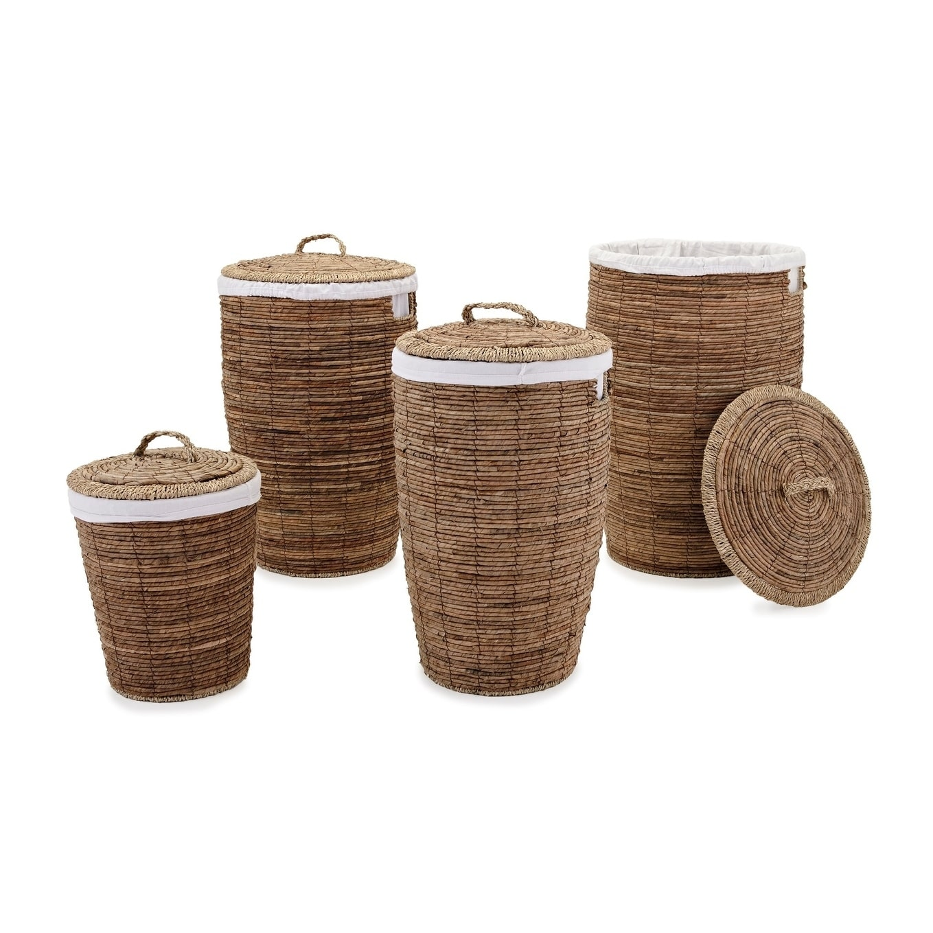Lolla Baskets with Liners - Set of 4