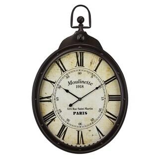 Moulinette Wall Clock