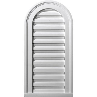 Cathedral Gable Vent Louver