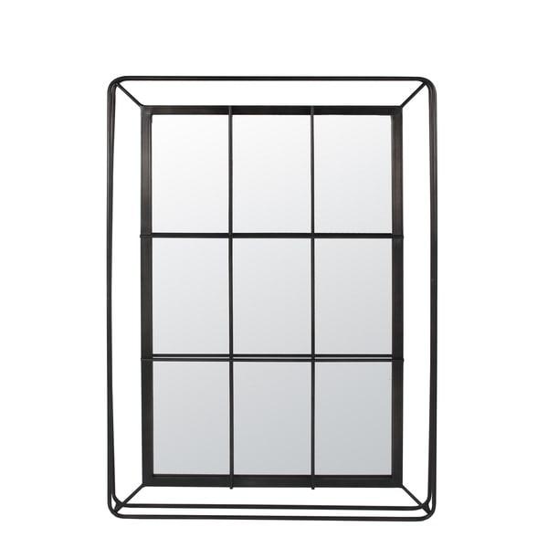 Privilege Rectangle Metal Wall Mirror