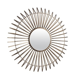 Privilege Flat Metal Wall Mirror