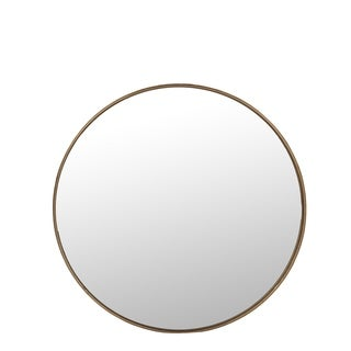 Carson Carrington Radehult Large Round Wall Mirror