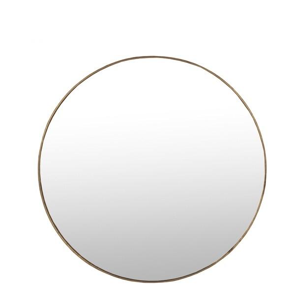 Carson Carrington Radehult Medium Round Mirror