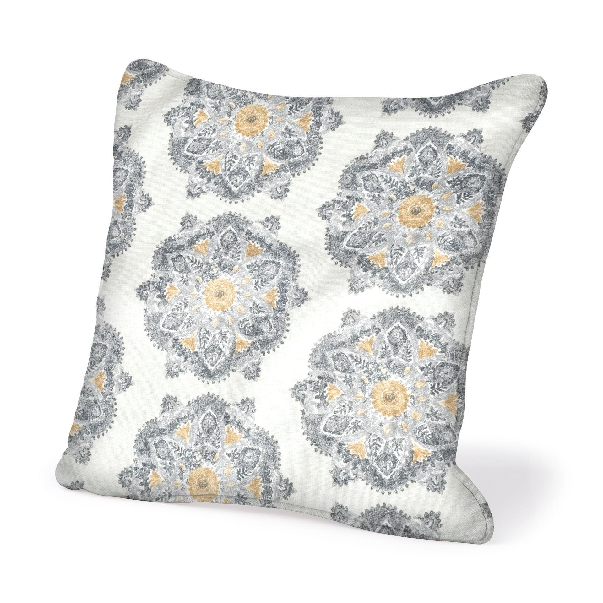 Mercana Coxcomb III 22 x 22 (cover only) Decorative Pillow