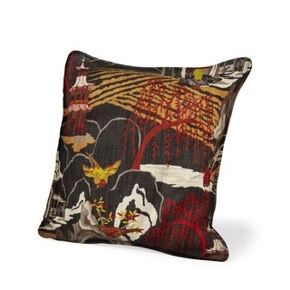 Mercana Iris II 20 x 20 (cover only) Decorative Pillow