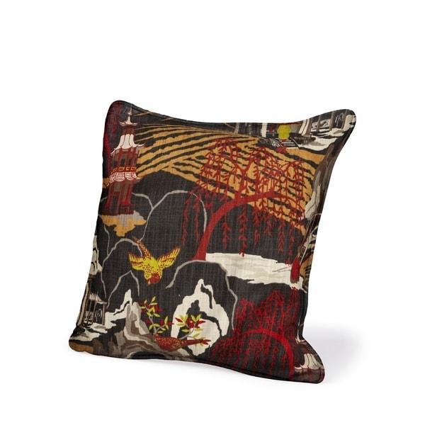 Mercana Iris I 18 x 18 (cover only) Decorative Pillow