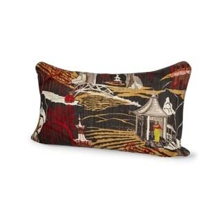 Mercana Iris V 13 x 21 (cover only) Decorative Pillow