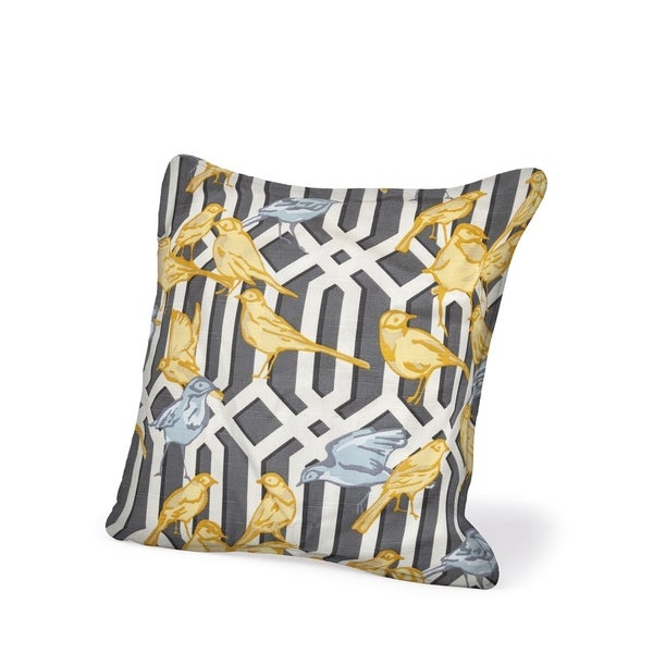 Mercana Peony I 18 x 18 (cover only) Decorative Pillow