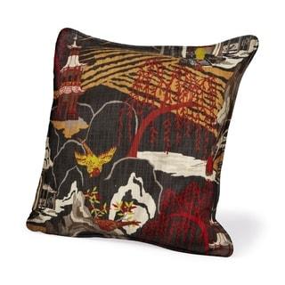 Mercana Iris III 22 x 22 (cover only) Decorative Pillow