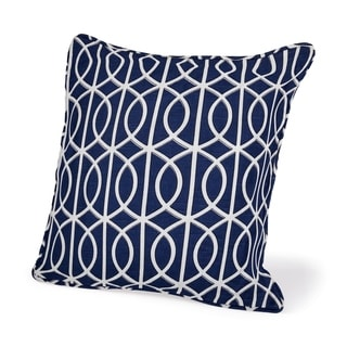 Mercana Hyacinth III 22 x 22 (cover only) Decorative Pillow