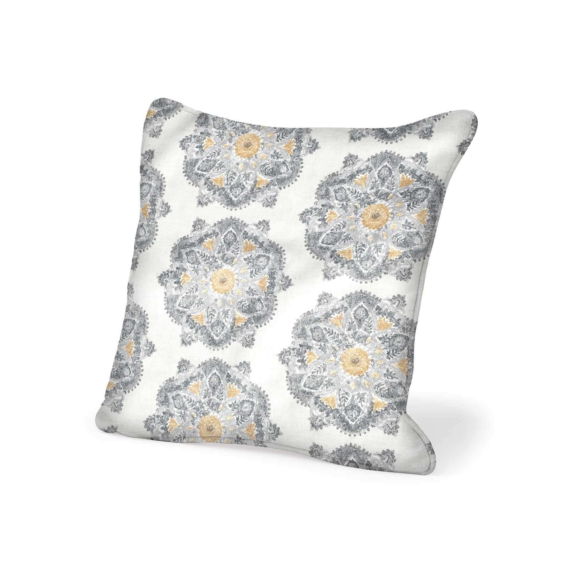 Mercana Coxcomb I 18 x 18 (cover only) Decorative Pillow