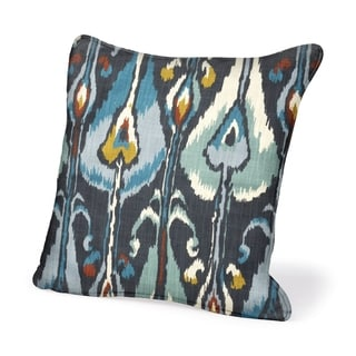 Mercana Orchid III 22 x 22 (cover only) Decorative Pillow