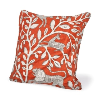 Mercana Daffodil III 22 x 22 (cover only) Decorative Pillow