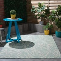 Nourison Calabas Botanical Indoor/Outdoor Area Rug