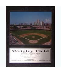 Wrigley Field Plaque