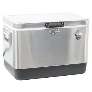 RIO Gear Stainless Steel Cooler 54 qt.